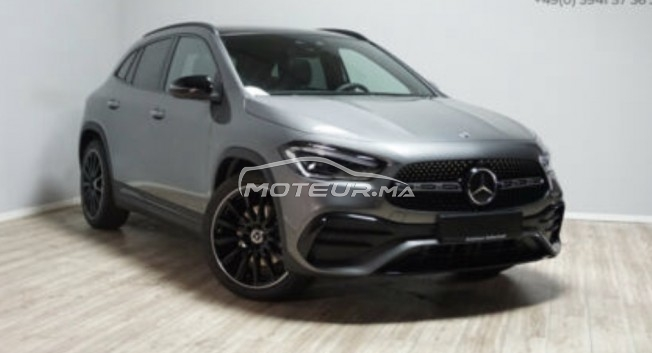 MERCEDES Gla 220 amg new model مستعملة