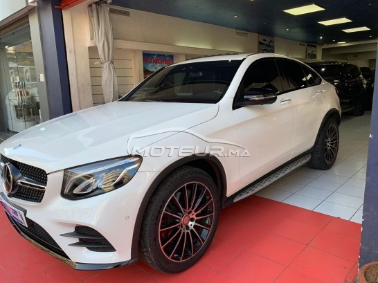 MERCEDES Glc 250d 4matic occasion