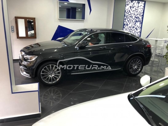 MERCEDES Glc 220d 4 matic pack amg occasion