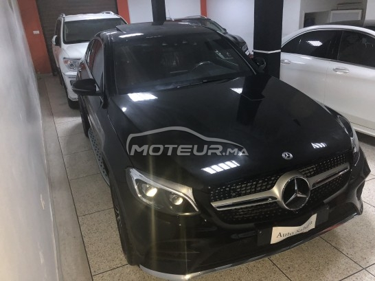 MERCEDES Glc 250d pack amg مستعملة