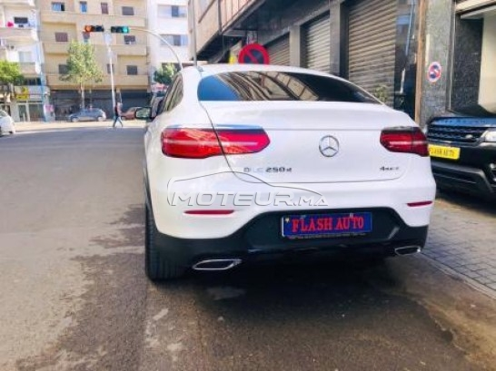 MERCEDES Glc 250d pack amg occasion 646710