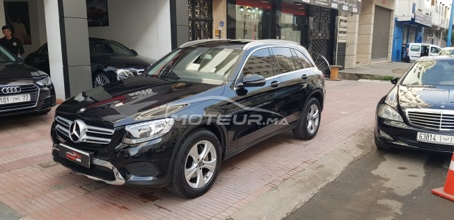 MERCEDES Glc 220 4matic occasion 651783