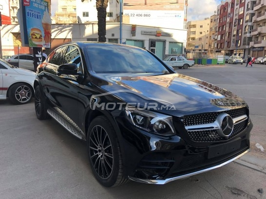 MERCEDES Glc coupe 250d pack amg occasion 746462