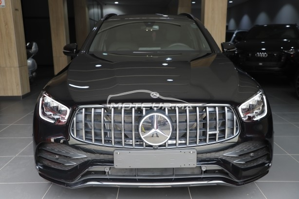 MERCEDES Glc 43 amg biturbo occasion