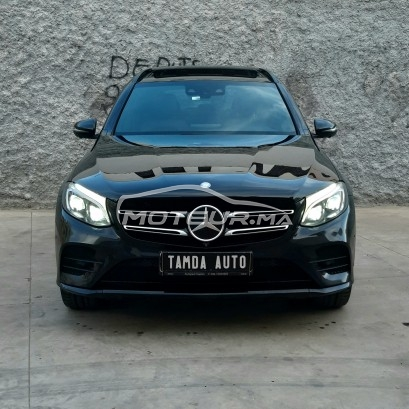 MERCEDES Glc 220d 4matic amg line + night package occasion