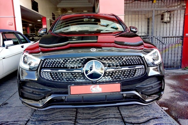 MERCEDES Glc 300d 4matic مستعملة
