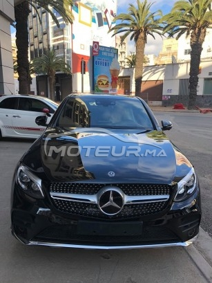 MERCEDES Glc coupe 250d pack amg occasion 746463