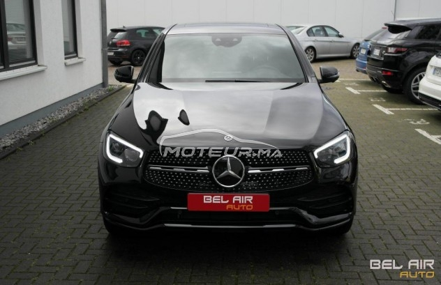 MERCEDES Glc 300d 4matic coupé مستعملة