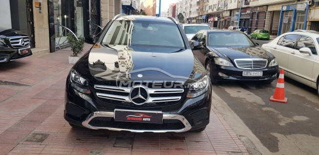 MERCEDES Glc 220 4matic occasion 651784