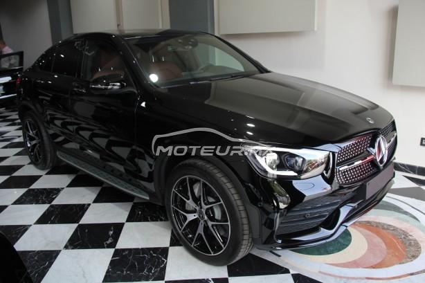سيارة في المغرب MERCEDES Glc 300d 4matic coupé (importée neuve) - 320676