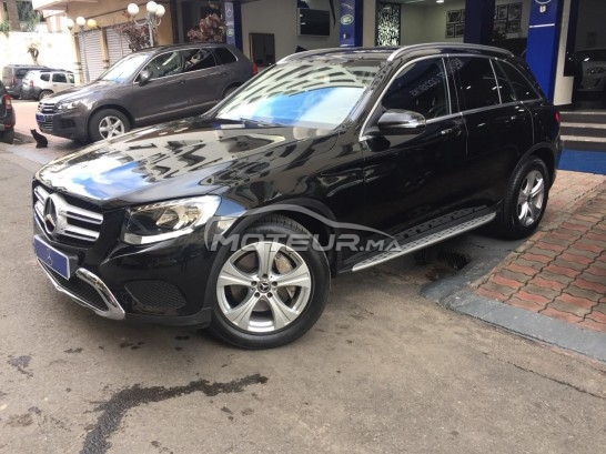 MERCEDES Glc 220d pack amg مستعملة