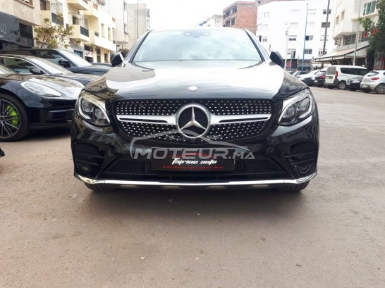 MERCEDES Glc coupe 250 cdi occasion 672802