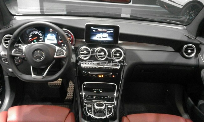 MERCEDES Glc coupe 250 pack amg occasion 495437