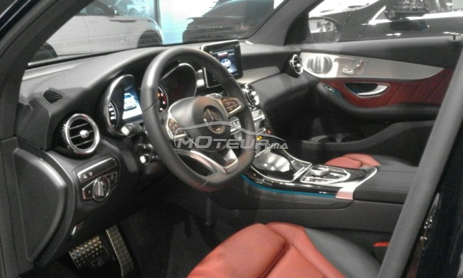 MERCEDES Glc coupe 250 pack amg occasion 495435