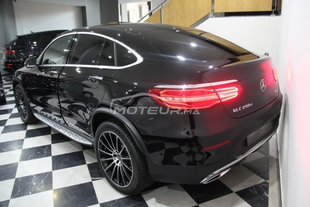 MERCEDES Glc coupe 250d amg line occasion 675039
