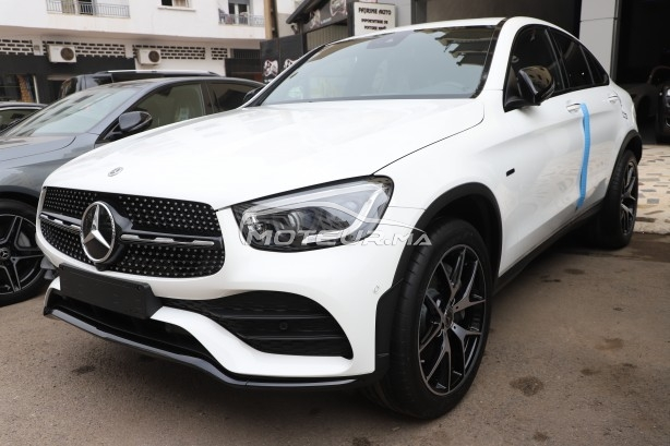 MERCEDES Glc coupe 300 de مستعملة