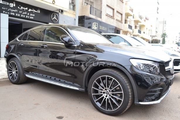 MERCEDES Glc coupe 250 cdi occasion 688507