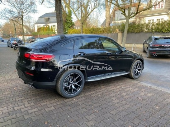 MERCEDES Glc coupe Amg occasion 928793