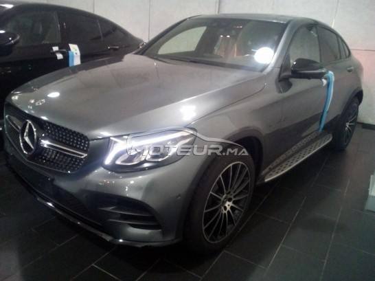 MERCEDES Glc coupe 250d 4matic occasion 630957