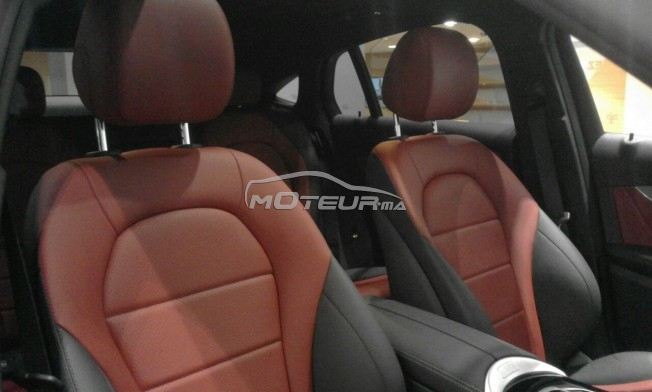 MERCEDES Glc coupe 250 pack amg occasion 495433