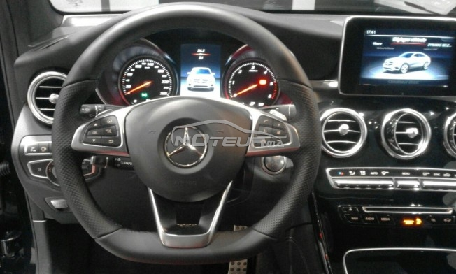 MERCEDES Glc coupe 250 pack amg occasion 495436