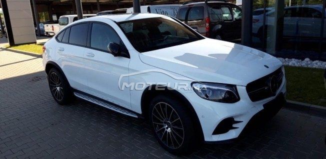 MERCEDES Glc coupe 250 amg مستعملة