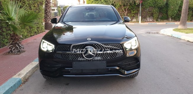 سيارة في المغرب MERCEDES Glc coupe 300d pack amg - 293724