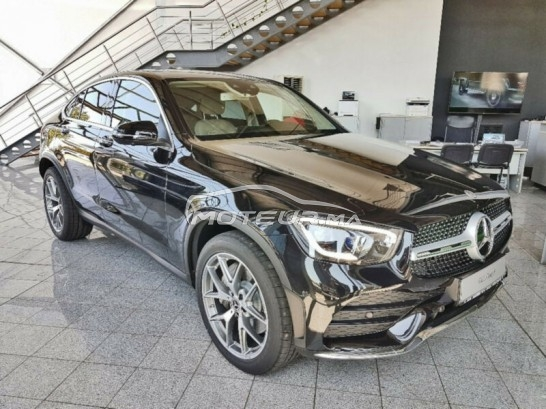 Voiture au Maroc MERCEDES Glc coupe 220 pack amg full - 319609