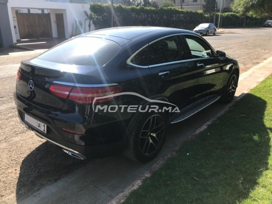 MERCEDES Glc coupe 220 pack amg occasion