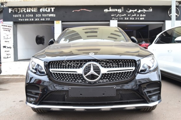 MERCEDES Glc coupe 250 cdi occasion 688504