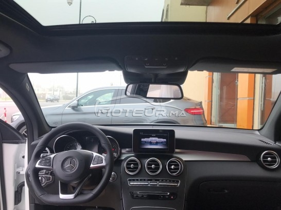 MERCEDES Glc coupe 250 amg occasion 667187