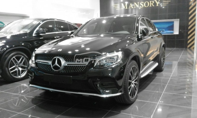 MERCEDES Glc coupe 250 pack amg occasion 495441