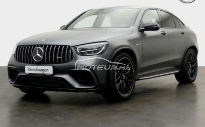 MERCEDES Glc coupe 63 amg new occasion