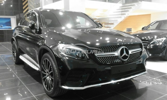 Mercedes Glc Coupe 250 Pack Amg 2018 Diesel 211752 Occasion A