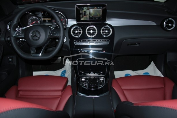 MERCEDES Glc coupe 250d amg line occasion 675038