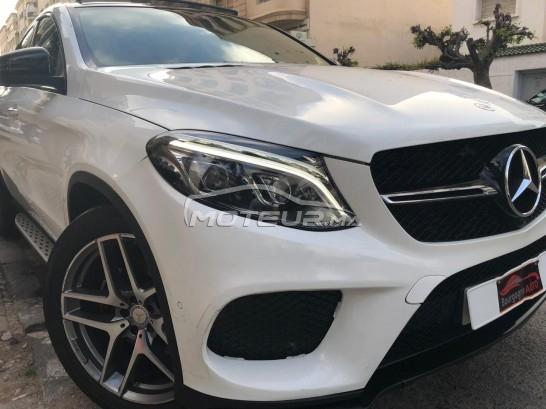 MERCEDES Gle 4matic pack amg occasion 739402