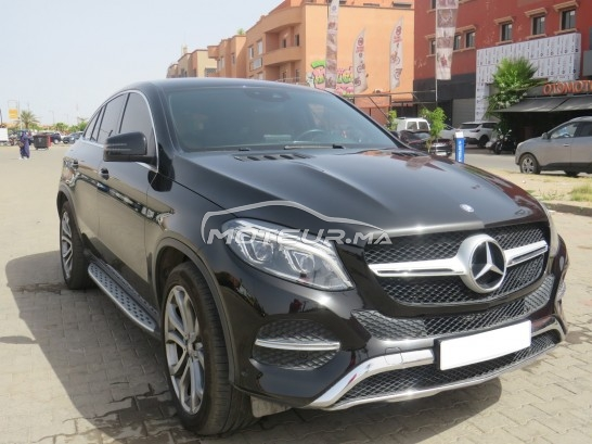 Acheter voiture occasion MERCEDES Gle coupe 4 matic au Maroc - 317733