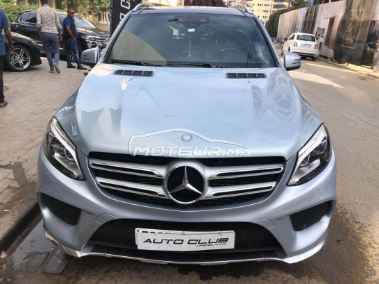 MERCEDES Gle Pack amg occasion