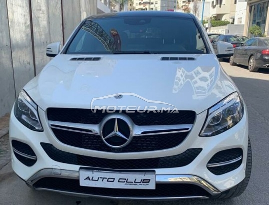 MERCEDES Gle 350 pack amg مستعملة