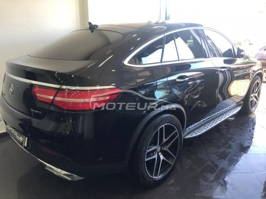 MERCEDES Gle 350d pack amg 4motion occasion 637204
