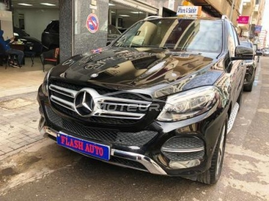 MERCEDES Gle 350d occasion 653604