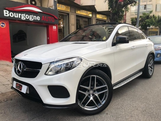 MERCEDES Gle 4matic pack amg مستعملة
