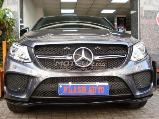 MERCEDES Gle 350d 4matic pack amg مستعملة