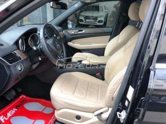 MERCEDES Gle 350d occasion 653601