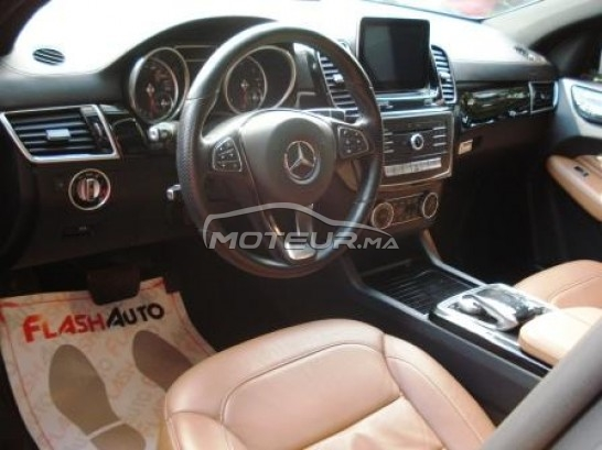 MERCEDES Gle 350d 4matic pack amg occasion 584223