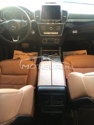 MERCEDES Gle 350d pack amg 4motion occasion 637207