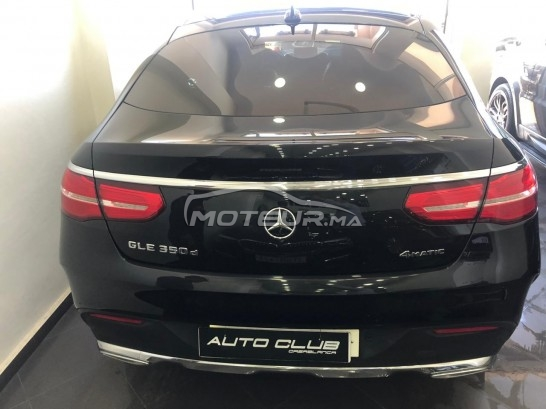 MERCEDES Gle 350d pack amg 4motion occasion 637203