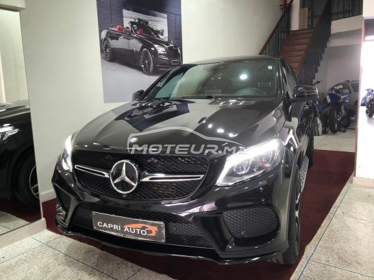 MERCEDES Gle Pack amg nuit occasion