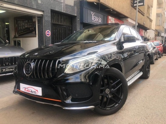 MERCEDES Gle 350 amg occasion