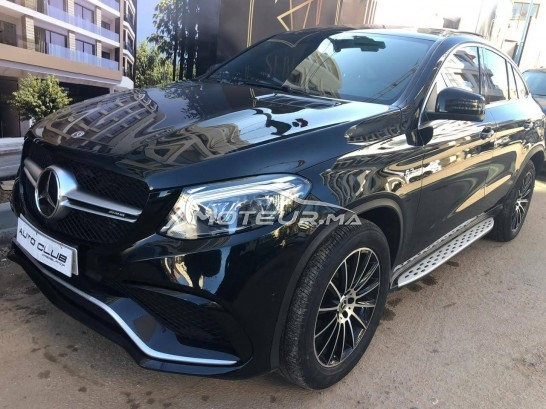 MERCEDES Gle Pack 63 amg occasion